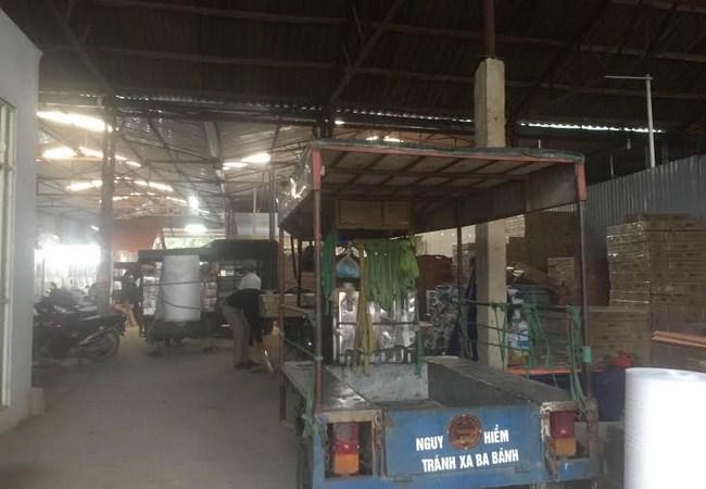 Đại lý sàn gỗ - Cửa hàng sàn gỗ công nghiệp, kho san go